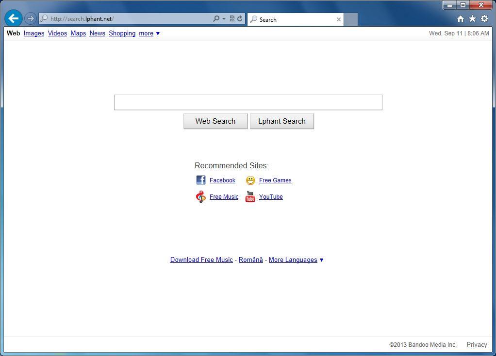 [Image: Search.lphant.net virus]
