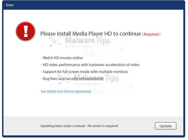 [Image: Gqs.donedrive.net redirect virus]