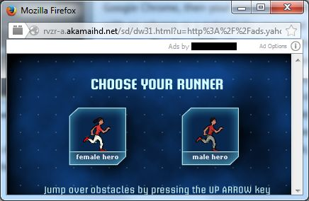 Picture of Rvzr-a.akamaihd.net pop-up virus