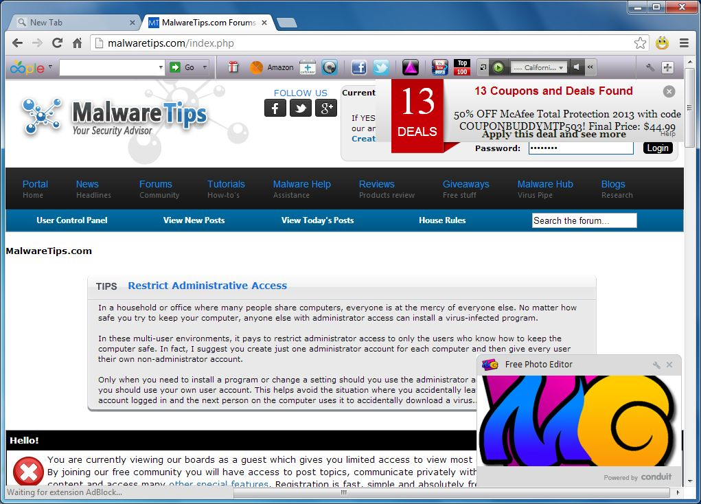 How To Remove Browser Hijackers and Toolbars from Web Browser
