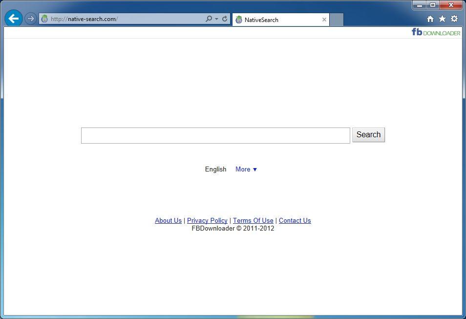 Remove Native-Search.com redirect (Virus Removal Guide)