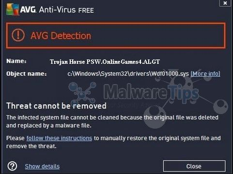 Remove Trojan.OnlineGames and PWS:Win32/OnLineGames (Removal Guide)