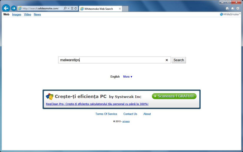 [Image: Search.Whitesmoke.com virus]