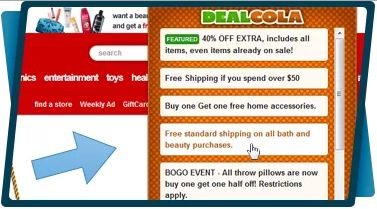 How to remove Deal Cola (Virus Removal Guide)