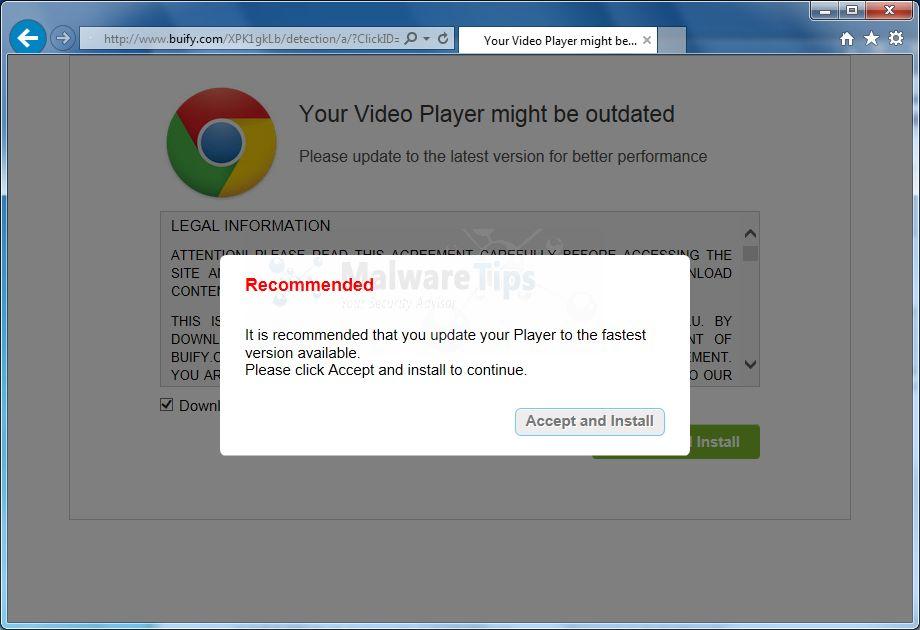 Buify.com virus