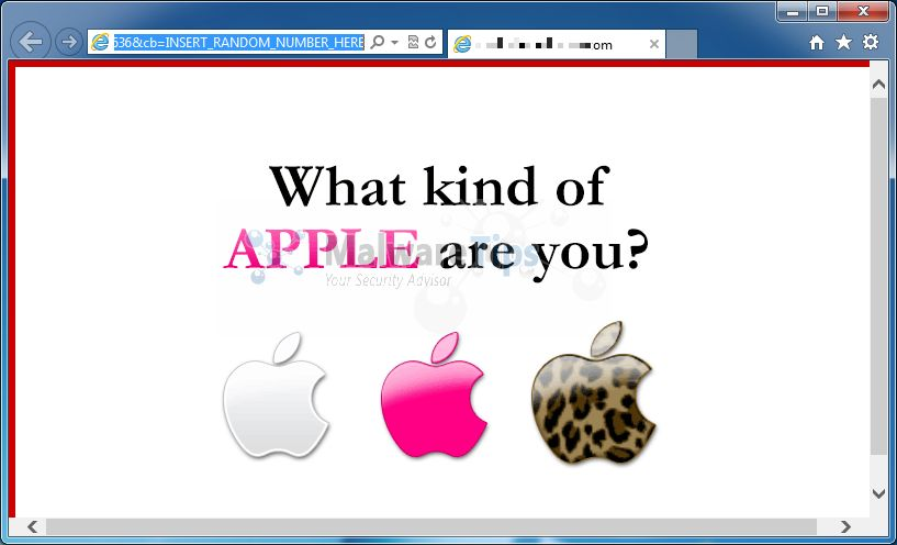 [Image: Srv.aileron.com virus]