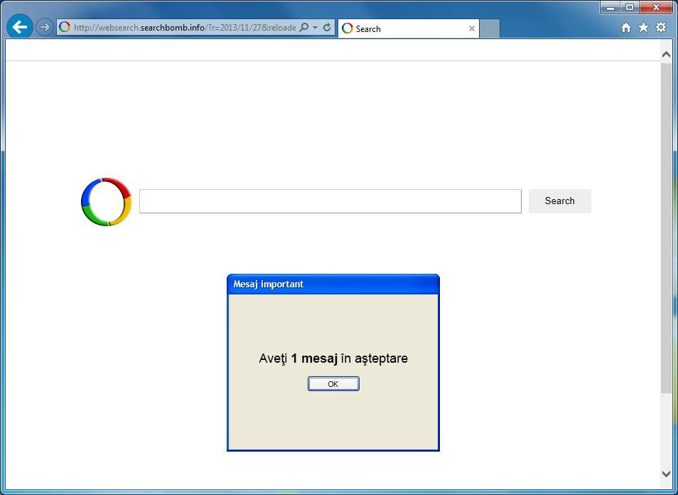 [Image: Websearch.searchbomb.info virus]