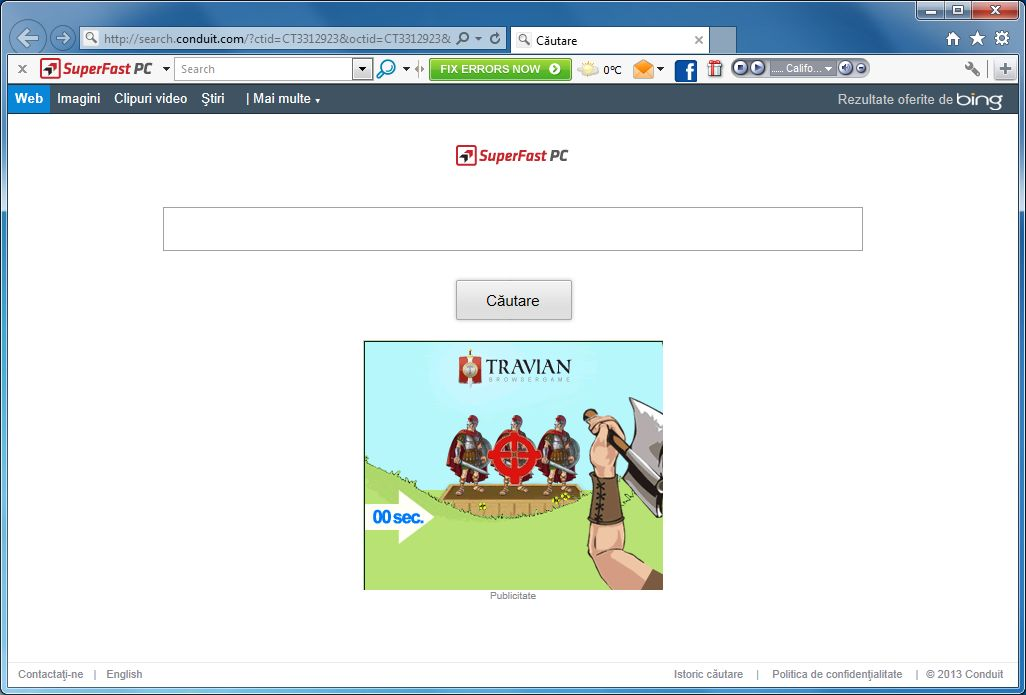 Remove SuperFast PC Toolbar (Virus Removal Guide)