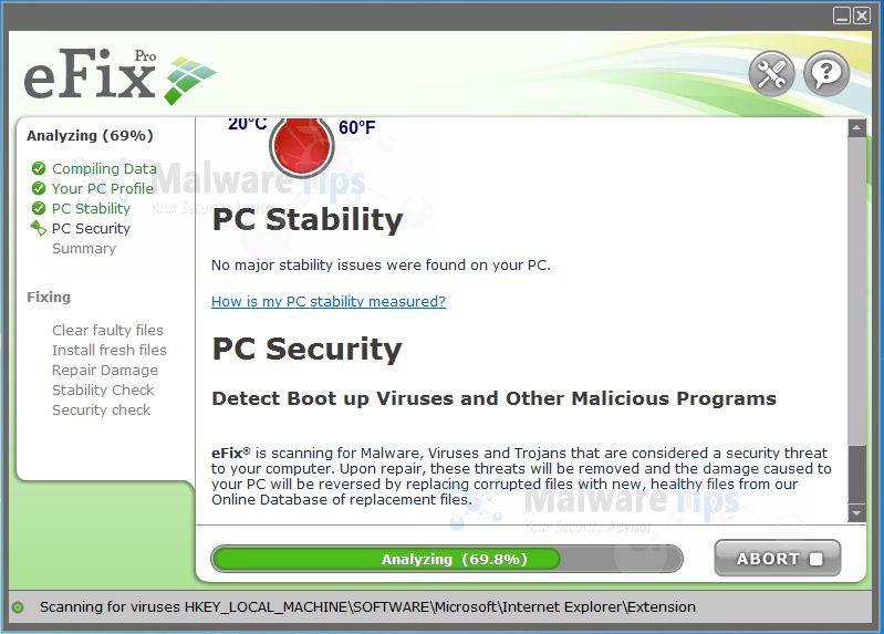 [Image: eFix Pro virus]
