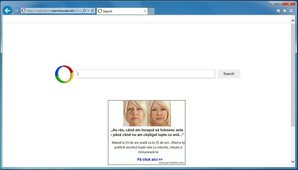 [Image: Websearch.searchinweb.info virus]