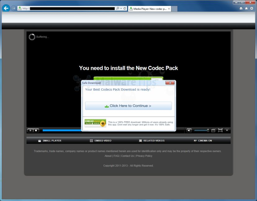 X Codec Pack 2.7.4 Download | MadDownload.com | 650x828