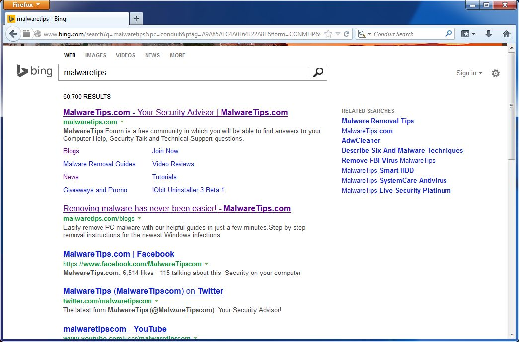 How To Replace Bing.com With Google Search (Removal Guide