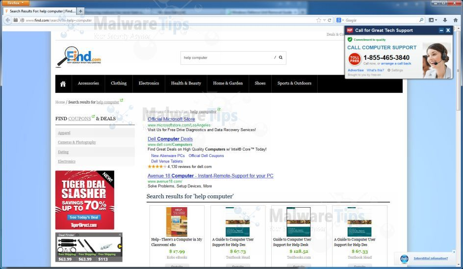 how to find adware on your computer