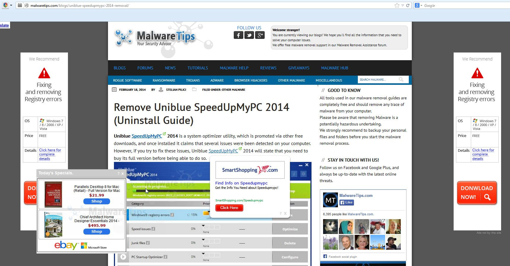 Features of WiperSoft Antispyware Malware Remediation Tool