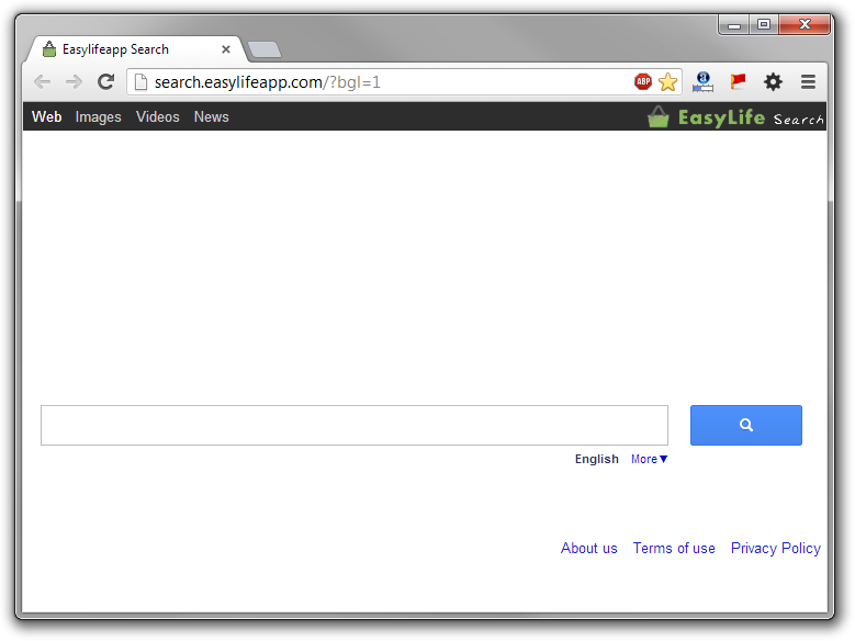 Remove EasyLife Search and Search.easyapplife.com (TUTORIAL)