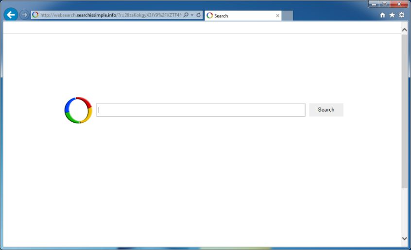 Remove Websearch.searchissimple.info (Virus Removal Guide)
