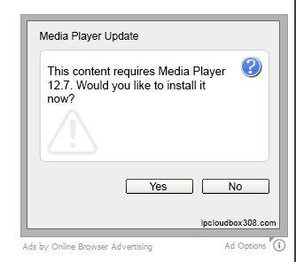 media player 12.7