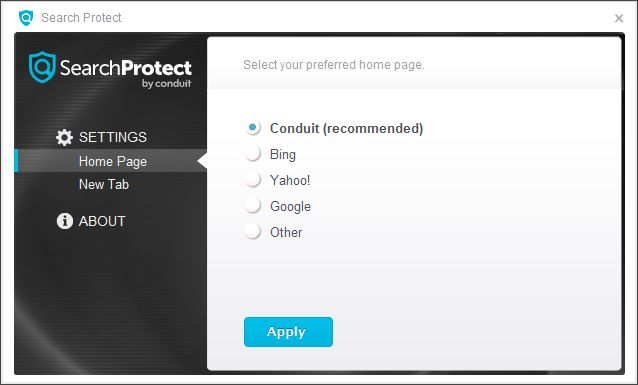 Search Protect by Client Connect Ltd virus