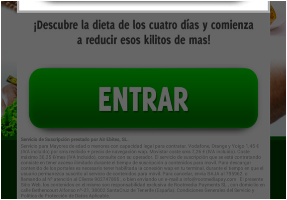 Android Premium SMS virus