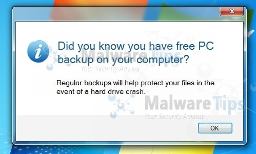 Did You Know Have Free PC Backup On Your Computer Virus