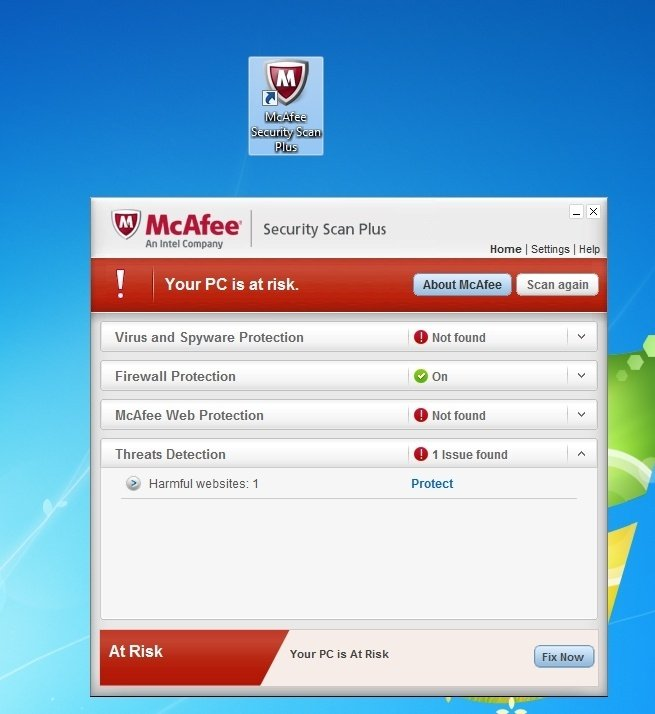 how to manually update mcafee virus scan