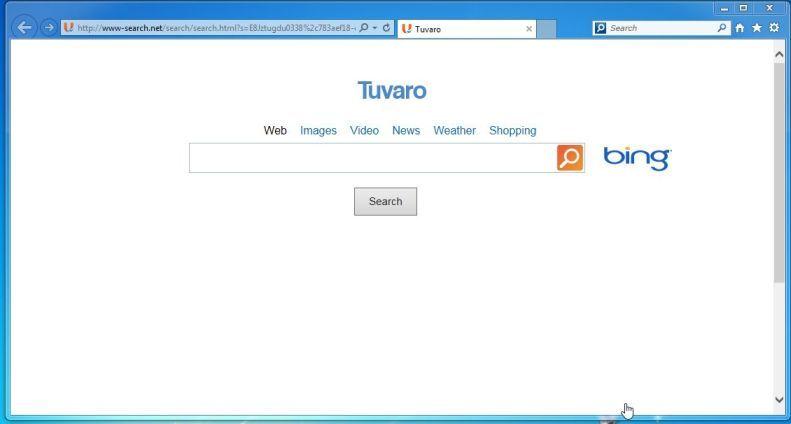 Remove Tuvaro from Chrome, Firefox and Internet Explorer