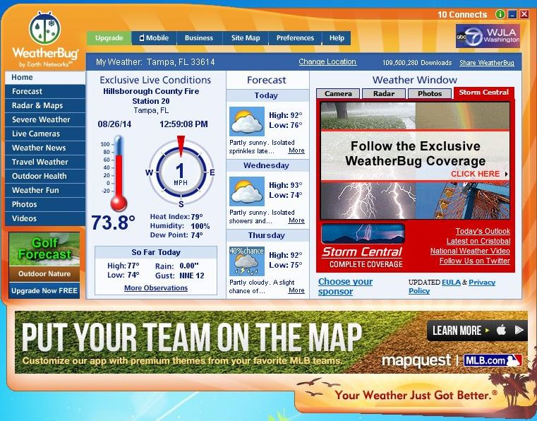 Remove WeatherBug by Earth Networks (Uninstall Guide)