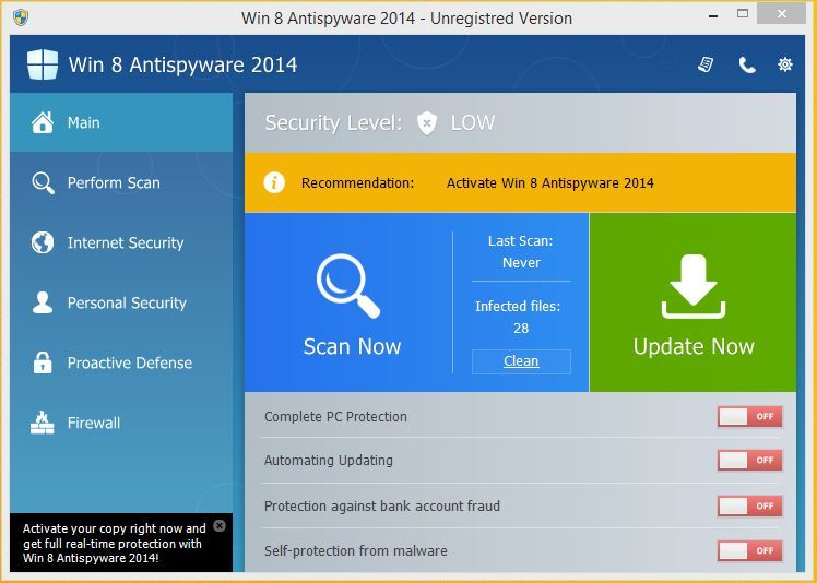 Remove win 8 antispyware 2014 virus easy removal guide malwaretips