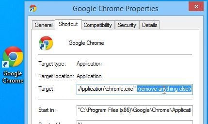 SafeSearch.net Chrome hijack