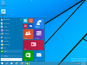 Windows 10 (Technical Preview) ISO – Official Download Links