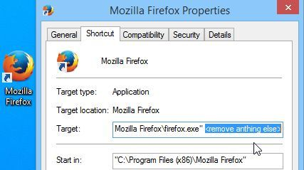 SafeSearch.net Firefox hijack