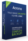 Acronis True Image 2015 Unlimited for PC and Mac Giveaway