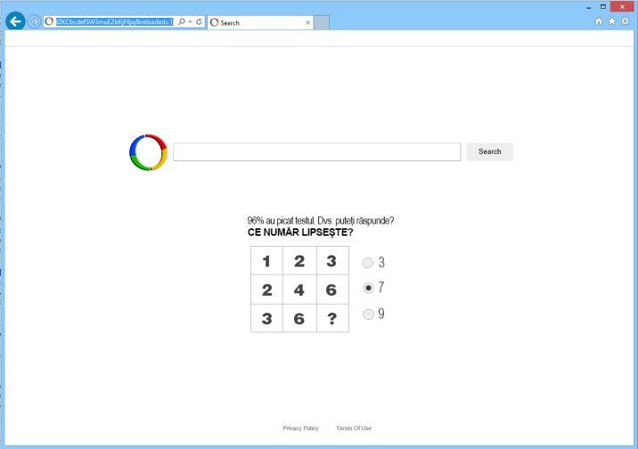 Remove Websearch.searchfix.info virus (Removal Guide)
