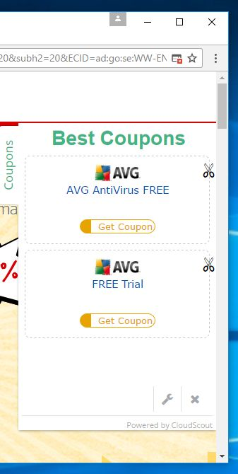 best coupon ads remove