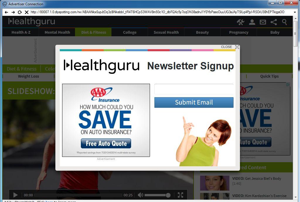 remove pdf architect popup ad