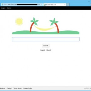 Binkiland.com virus