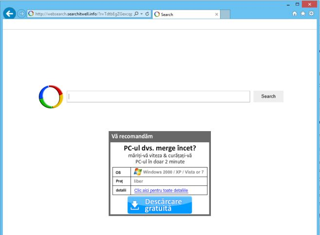 Remove Websearch.searchitwell.info virus (Free Guide)