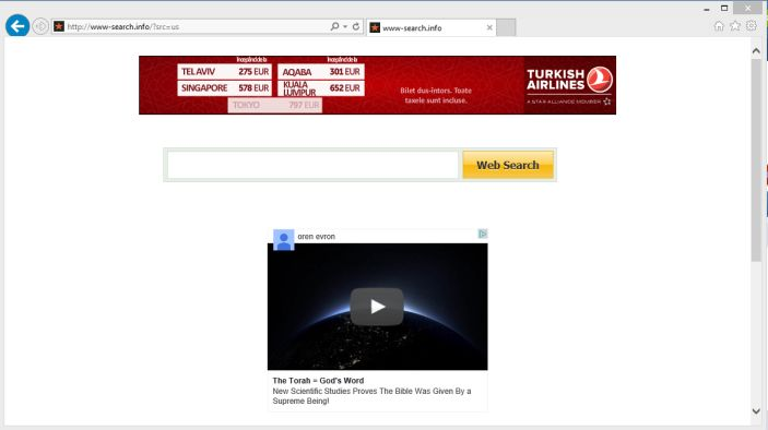 Remove Www-search.info hijack (Virus Removal Guide)