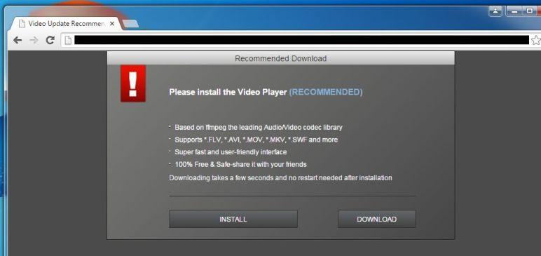 Remove Chromevideo ninja pop-up virus (Removal Guide)