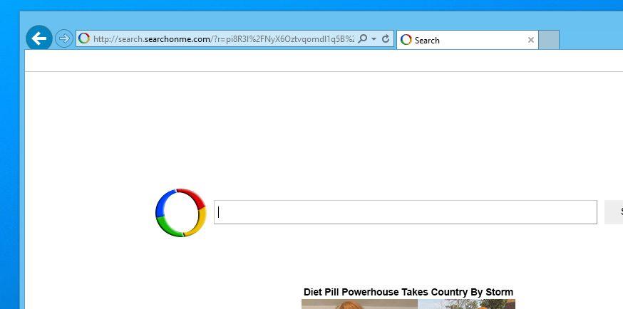 Remove Search.searchonme.com virus (Removal Guide)