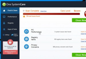 How to remove One SystemCare (Virus Removal Guide)