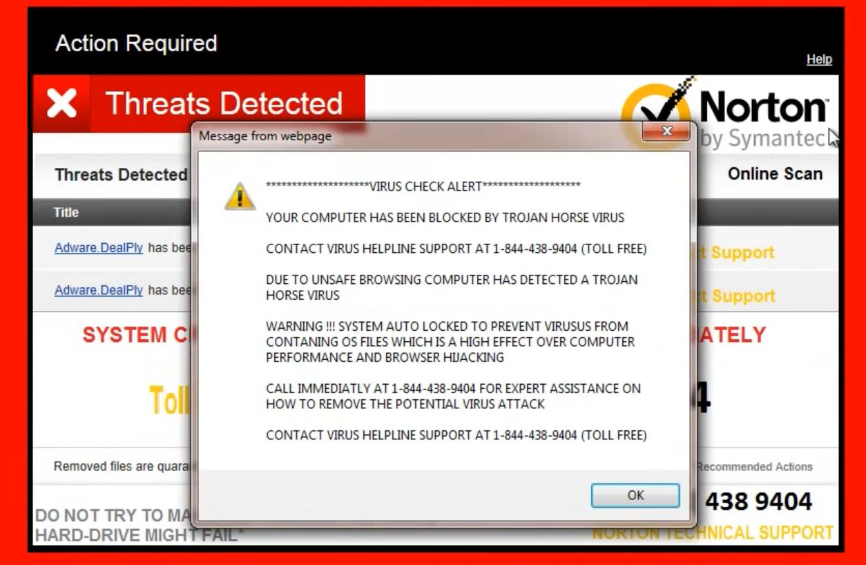 Expert alert software