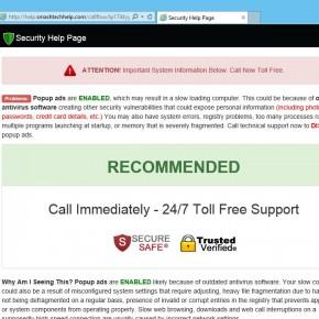 help.smashtechhelp.com virus