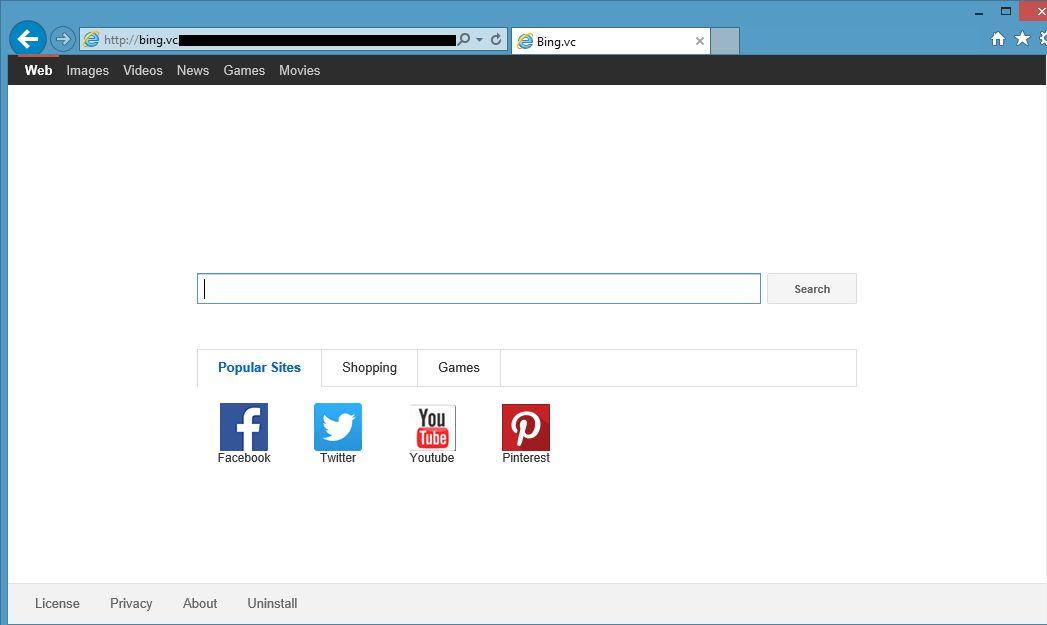 Bing.vc Virus