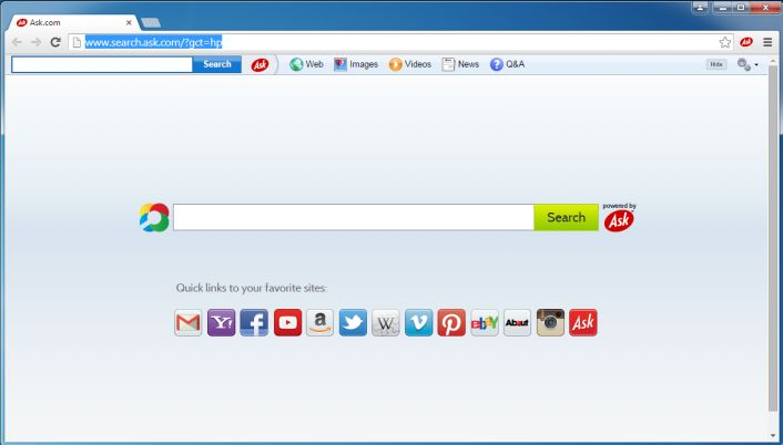 Remove Media Search App by Ask (Virus Removal Guide)
