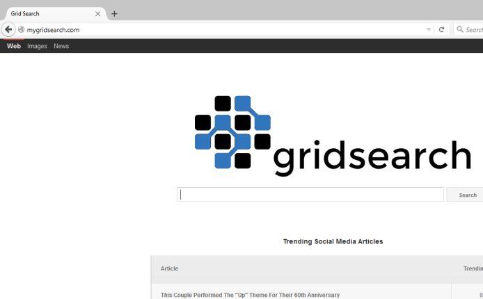 MyGridSearch.com virus