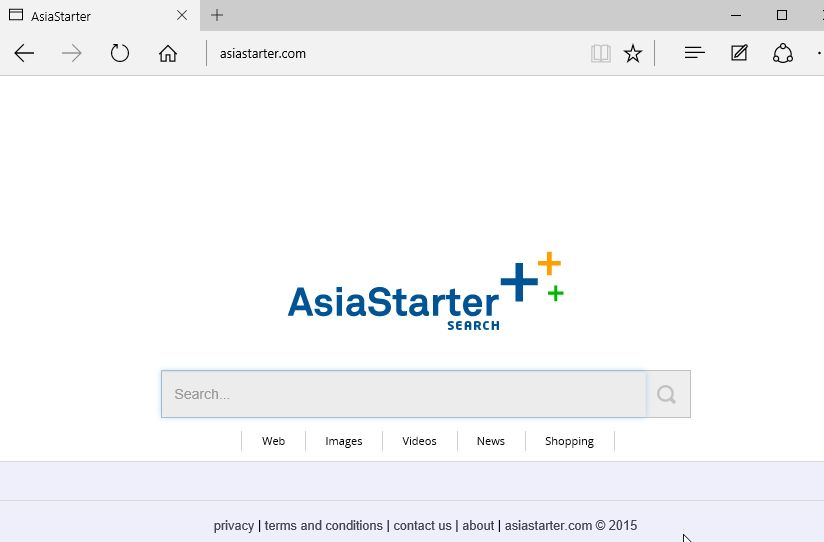 Remove AsiaStarter.com redirect (Virus Removal Guide)