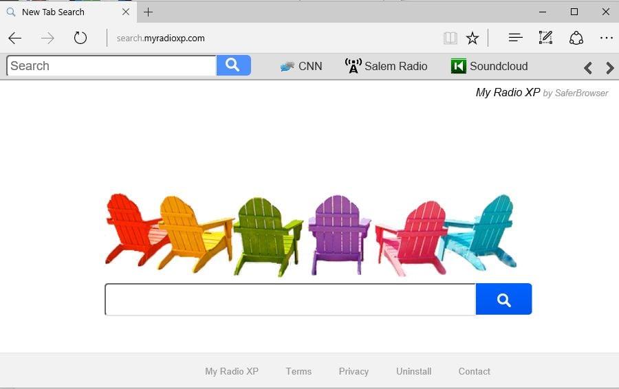 Search.myradioxp.com virus