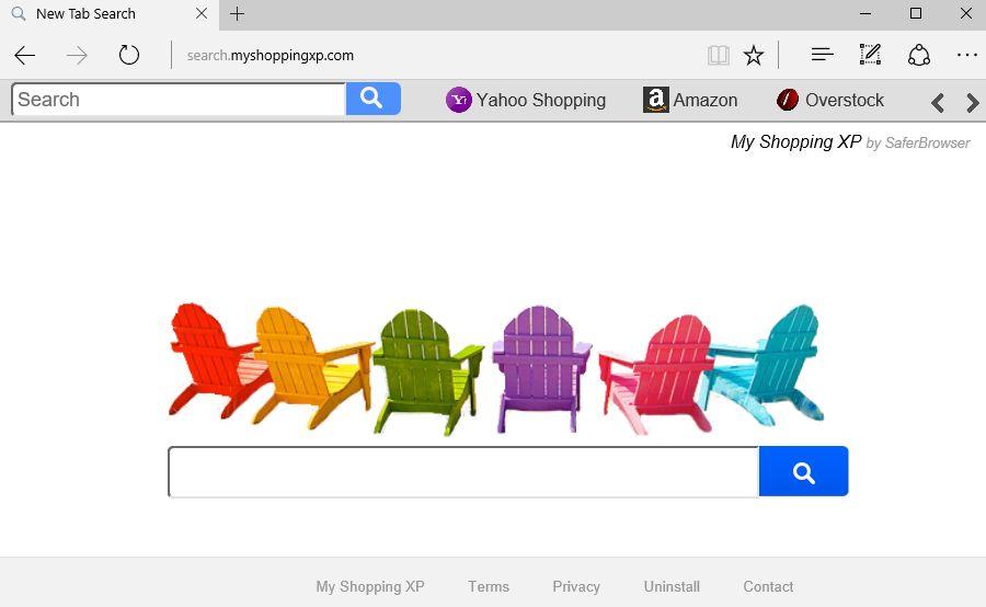 Search.myshoppingxp.com virus