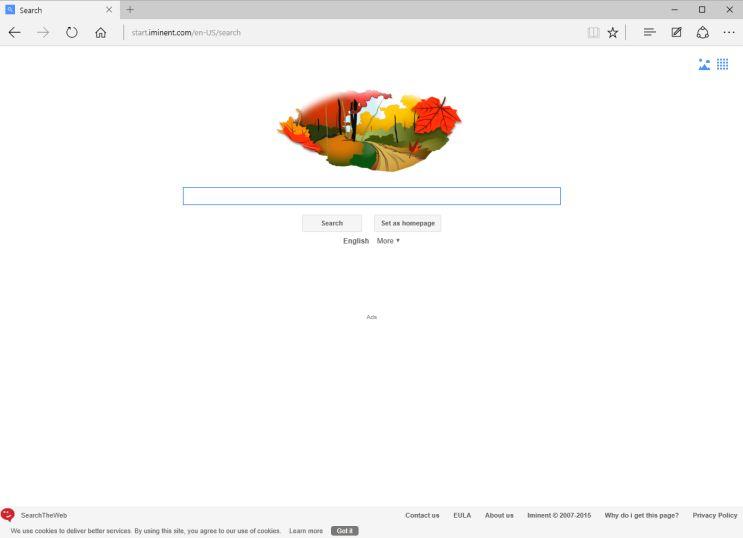 Start.iminent.com virus